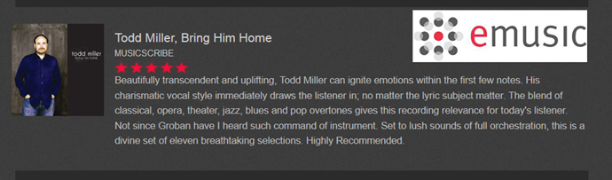 EMusic Review